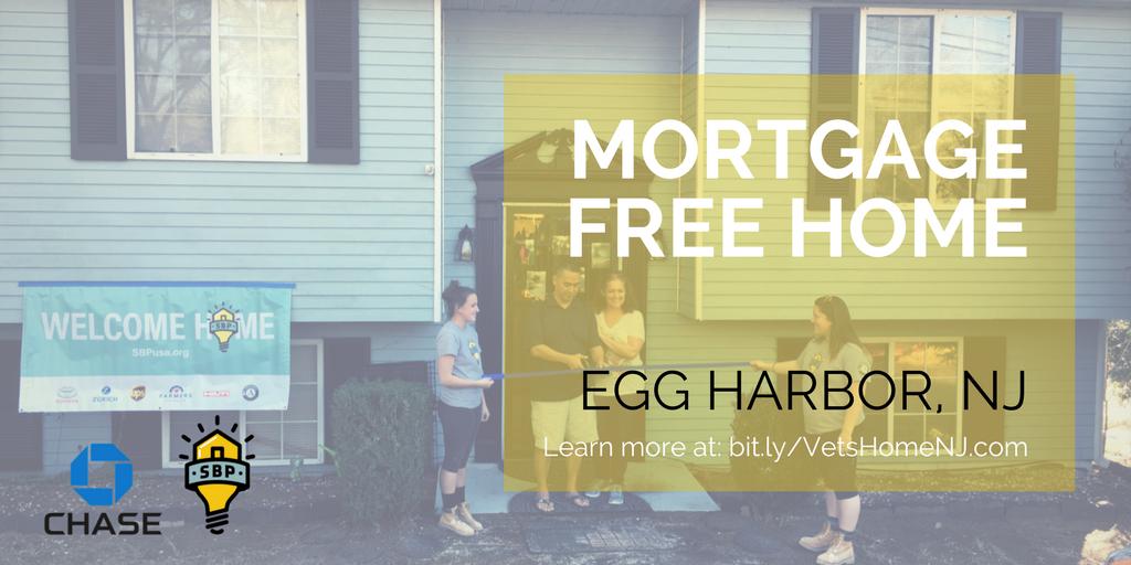 Apply Now: JPMC & SBP to Award Veteran Mortgage-Free Home   SBP