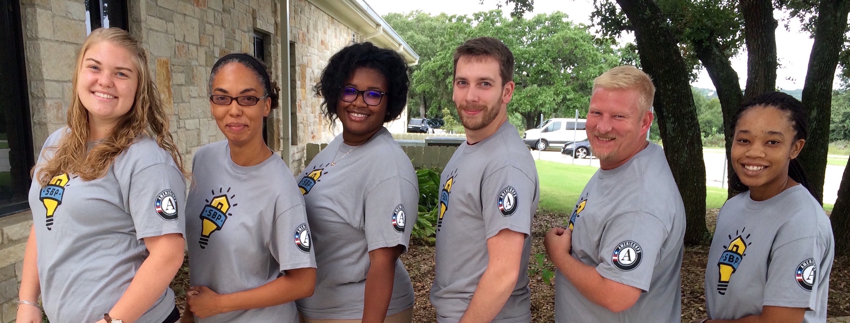 Join Americorps | Get Involved | SBP USA